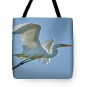 Great Egret, Yolo County California Tote Bag