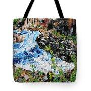 Great Falls Waterfall 201903 Tote Bag