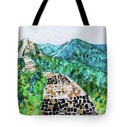Great Wall 2 201842 Tote Bag