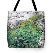 Great Wall Of China 201839 Tote Bag