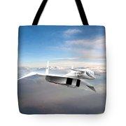 Great White Hope Xb-70 Tote Bag