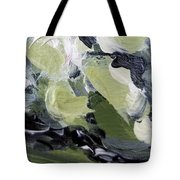 Green #1 Tote Bag