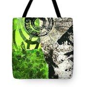 Green Balance No. 3 Tote Bag