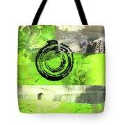 Green Balance No. 4 Tote Bag