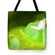 Green Wilderness Tote Bag