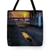 Greenway Sundown Tote Bag