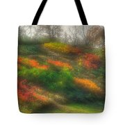 Ground Bouquet No. 3 - Somewhere In Greene County, Pennsylvania - Autumn Tote Bag