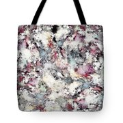 Ground Frost Tote Bag