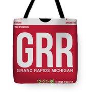 Grr Grand Rapids Luggage Tag II Tote Bag