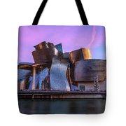 Guggenheim Museum - Bilbao, Spain Tote Bag