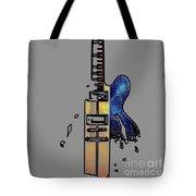 Guitar 4 Tote Bag