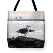 Gull Isle II Tote Bag