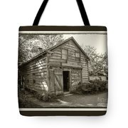 H. Brooks - Cabinet And Chair Maker -workshop Tote Bag