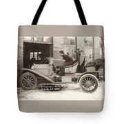 Had Trouble With My Driving Lesson Tote Bag