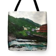 Hakone In Natural Splendor Tote Bag