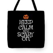Halloween Costume Funny Apparel Tote Bag