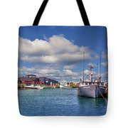 Hall's Harbour 02 Tote Bag