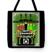 Happy Kwanzaa Tote Bag