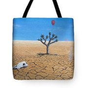 Happy Little Tree Tote Bag by Kevin Daly