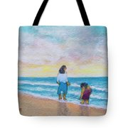 Hawaii Beach #492 Tote Bag