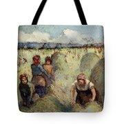 Haymaking, 1895 Tote Bag