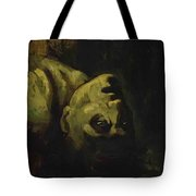 Head Of A Drowned Man Tote Bag