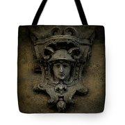 Head Of Mercury Tote Bag