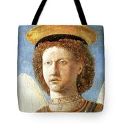 Head Of St. Michael Tote Bag