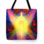Healing With Light  Tote Bag