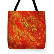 Heatwave Tote Bag