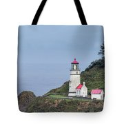 Heceta Head Lighthouse Tote Bag