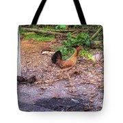 He'eia Kea Chickens Tote Bag