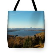 Height Of Land In Maine Tote Bag by Jeff Folger