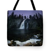 Hepokongas Waterfall Tote Bag