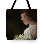 Her Big Day Tote Bag