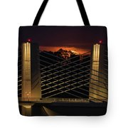 Here Comes Mister Moon 1 Tote Bag
