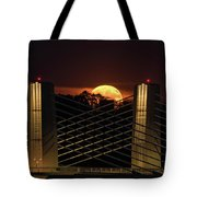 Here Comes Mister Moon 2 Tote Bag