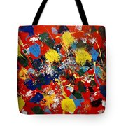 Hidden Creatures Tote Bag