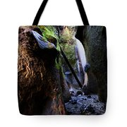 Hidden Falls Sombrio Beach 3 Tote Bag