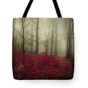 Hidden Place Tote Bag