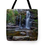 High Falls Majesty Tote Bag
