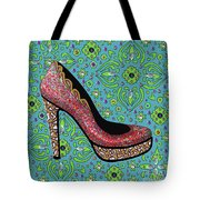 High Heel Party Tote Bag
