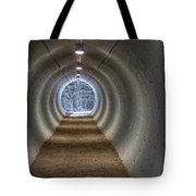Highway Underpass In Pigeon River Provincial Park Tote Bag