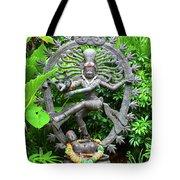 Hindu Statue  Tote Bag