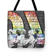 His Love Is For Everyone Tote Bag