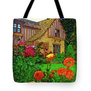 Home And Garden Tote Bag
