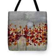 Home In The Woods Tote Bag by Kim Nelson