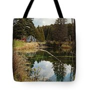 Horning's Home Tote Bag