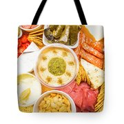 Hors D'oeuvre Tote Bag