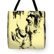 Horsemen On Yellow Tote Bag